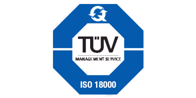 TUV-ISO-18000